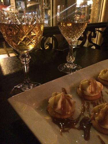Dessert at Rex 1516