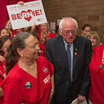 RNs to March for Bernie Tuesday in Lead Up to Debate