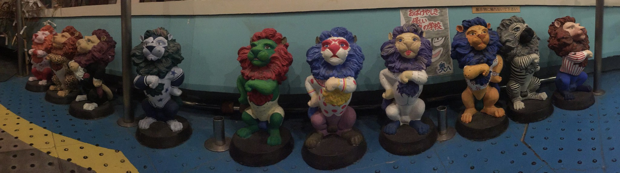 Little lions   by efo