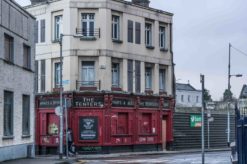 THE TENTERS PUB - LAST DAY OF 2015 01