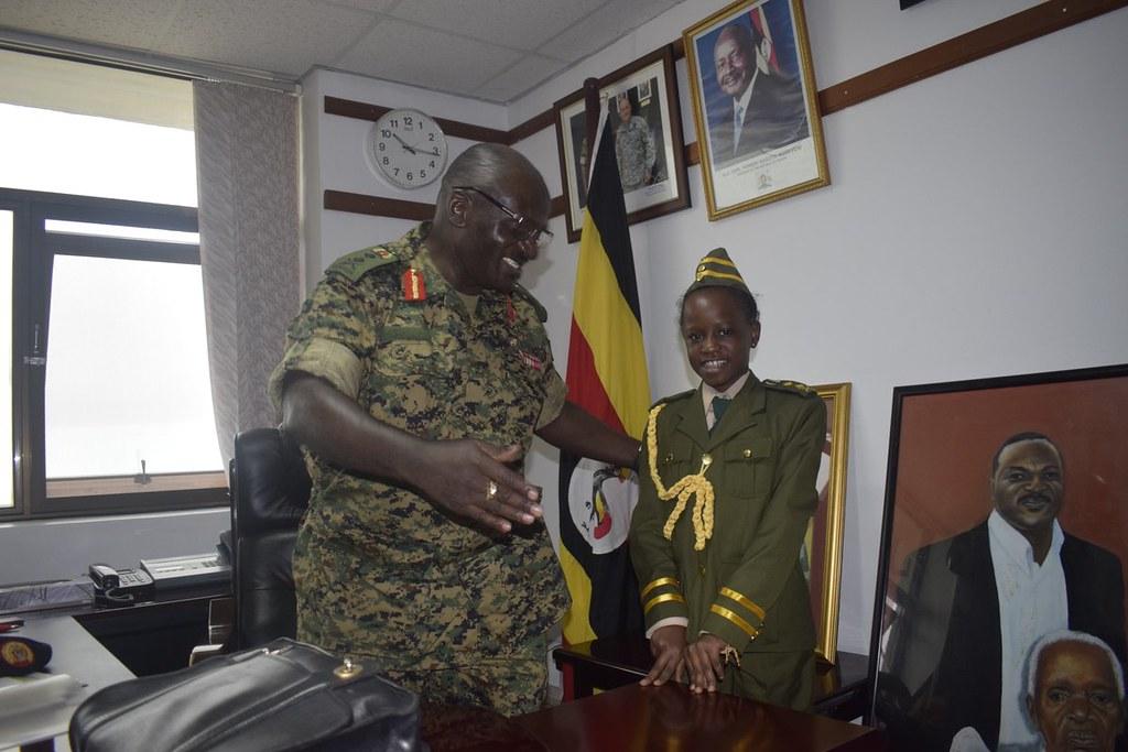 Uganda Army boss 1