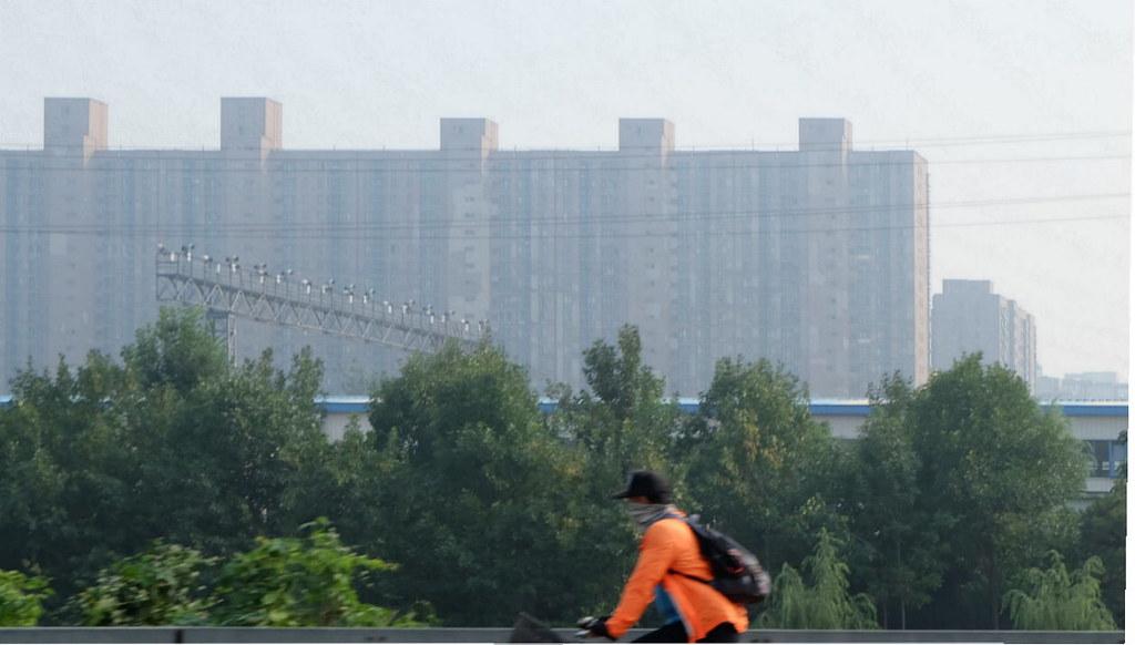 2016北京空污行