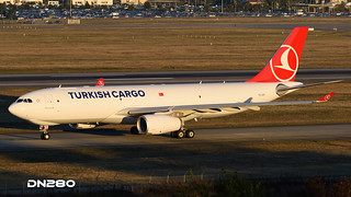 Turkish Cargo A330-243F msn 1750