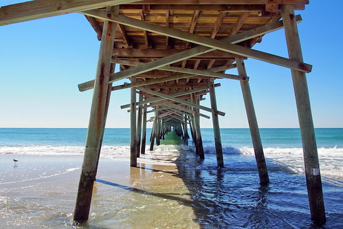 oceanana fishing pier flickr photo sharing