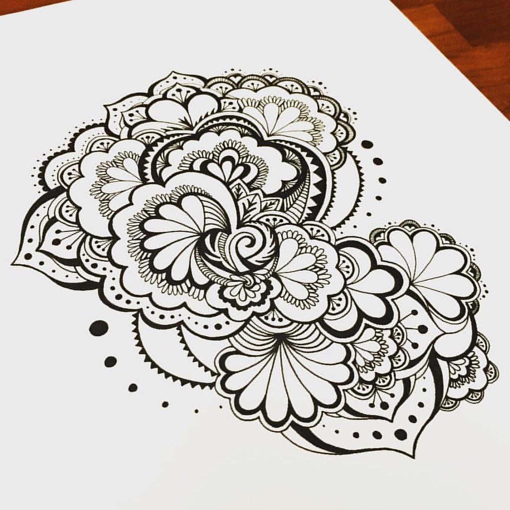art zendoodle design pattern doodle doodleart zenta