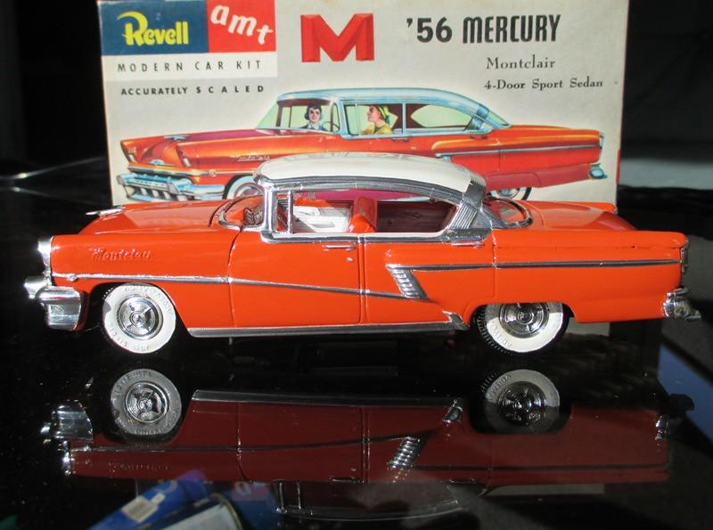 1956 mercury montclair phaeton 4 door hardtop 1 32 scale m for 1956 mercury montclair phaeton 4 door hardtop
