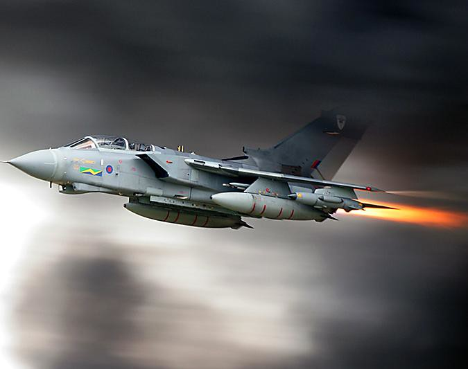 Know About British Tornado GR4 Fighter Jet