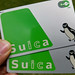 SUICA Japanese smart cards
