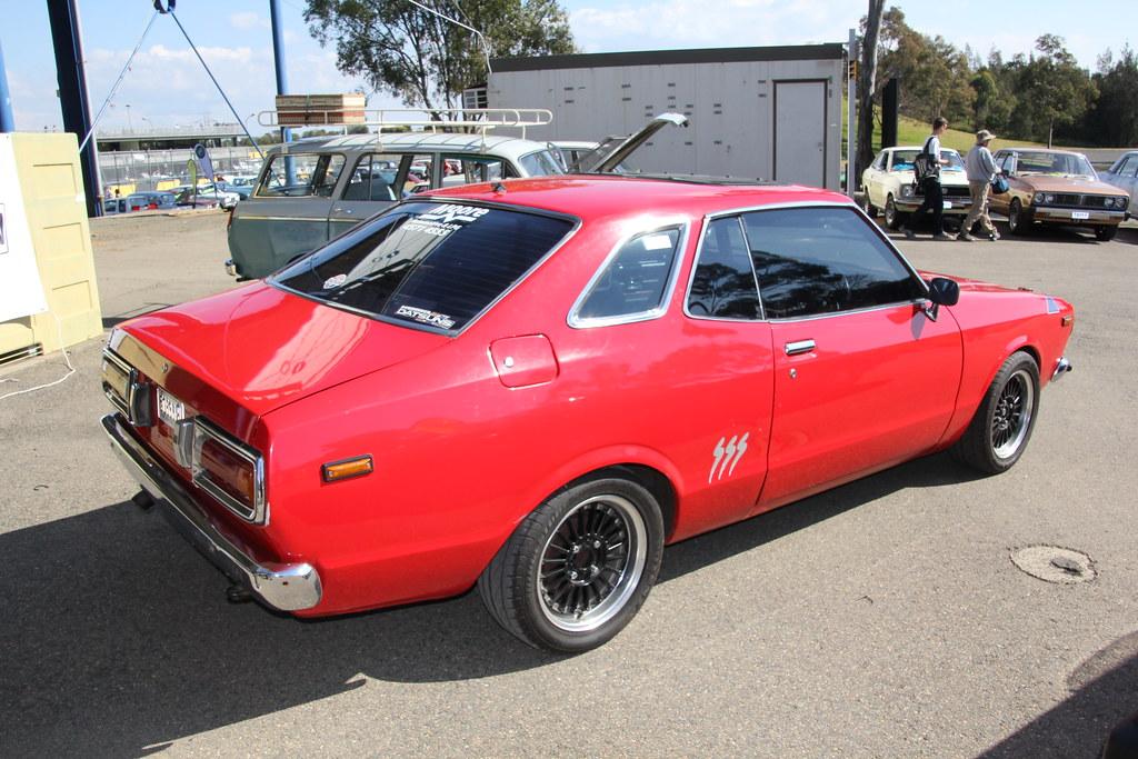 Datsun 200b Sss Coupe B Sss Ssscoupe Shannons Club B Sss