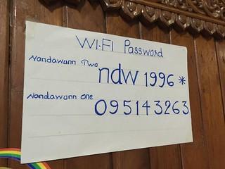 Wifi en Myanmar