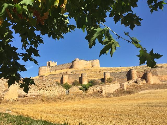 Castillo de Berlanga de Duero (Tierras de Berlanga, Soria)