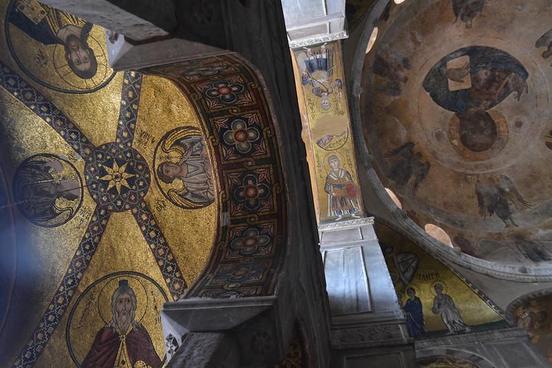 Mosaicos del Katholikón