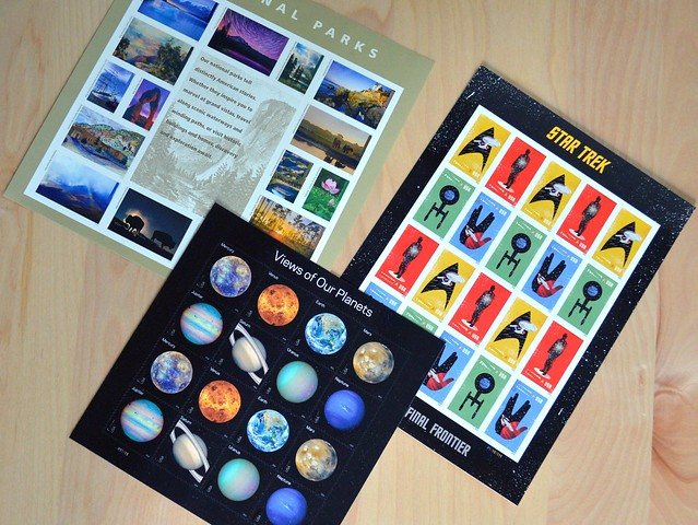 New Forever Stamps