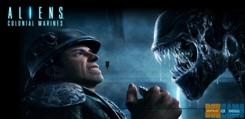 Aliens Colonial Marines home
