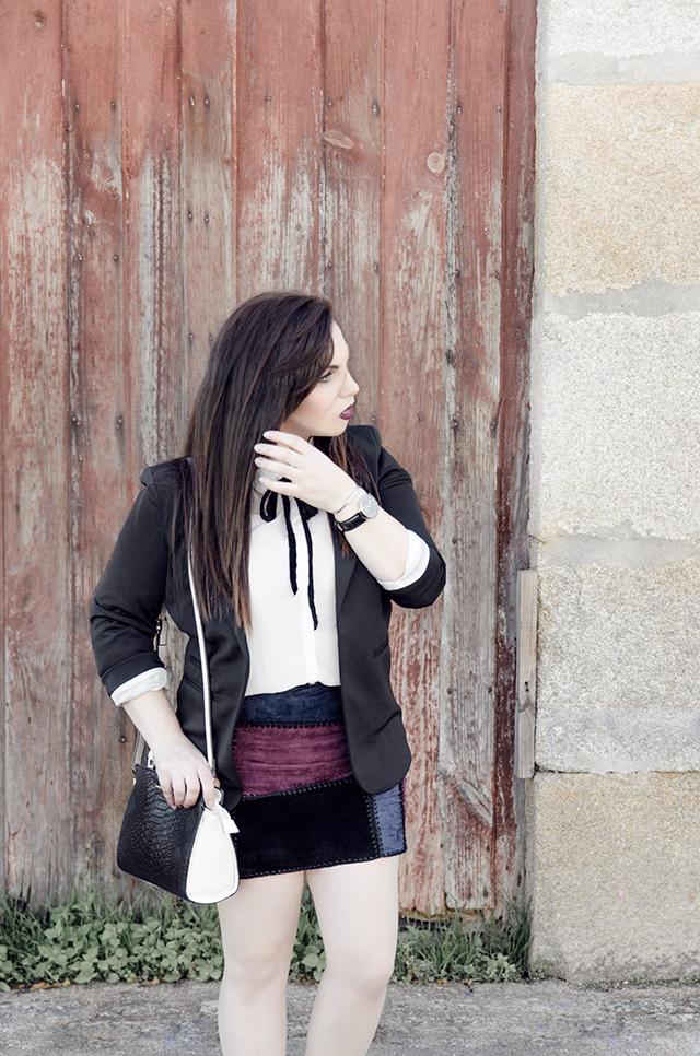 Un look lady con el Classic Black de DW, by Yania Pereira.