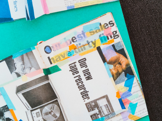 cut it paste it sew it: a mixed-media collage sourcebook book review - cardboardcities » creative lifestyle blog