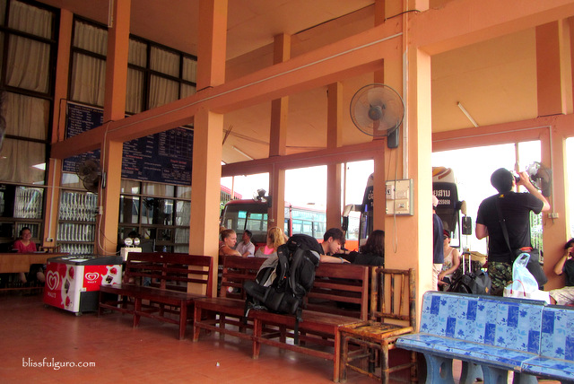 VIP Bus Vang Vieng Pakse Laos