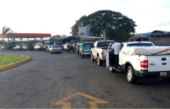 """""""No hay fallas en suministro de gasolina"""" en Ciudad Guayana"""