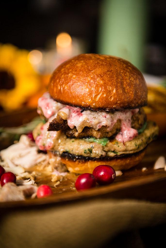 Thanksgiving Leftovers? Black Friday Turkey Burger Recipe