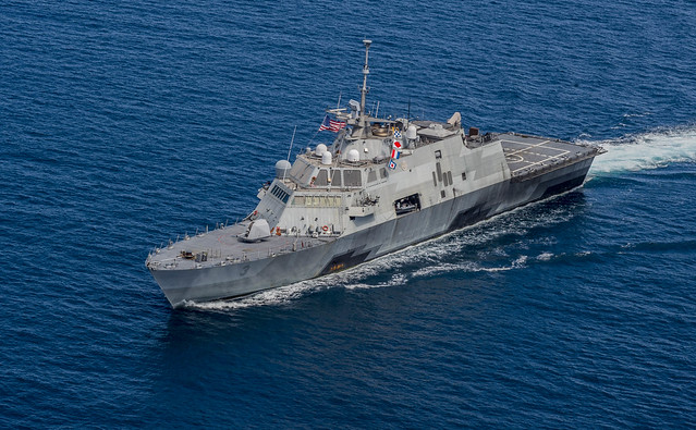 USS Fort Worth Passes One-Year Mark on Maiden Deployment