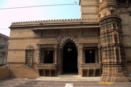 Rani Rupmati's mosque , Jali and Jharokha , Ahemdabad