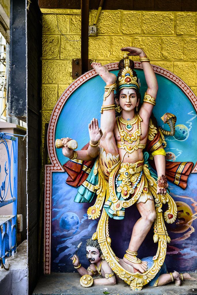 iconography of shiva - calendar kitsch