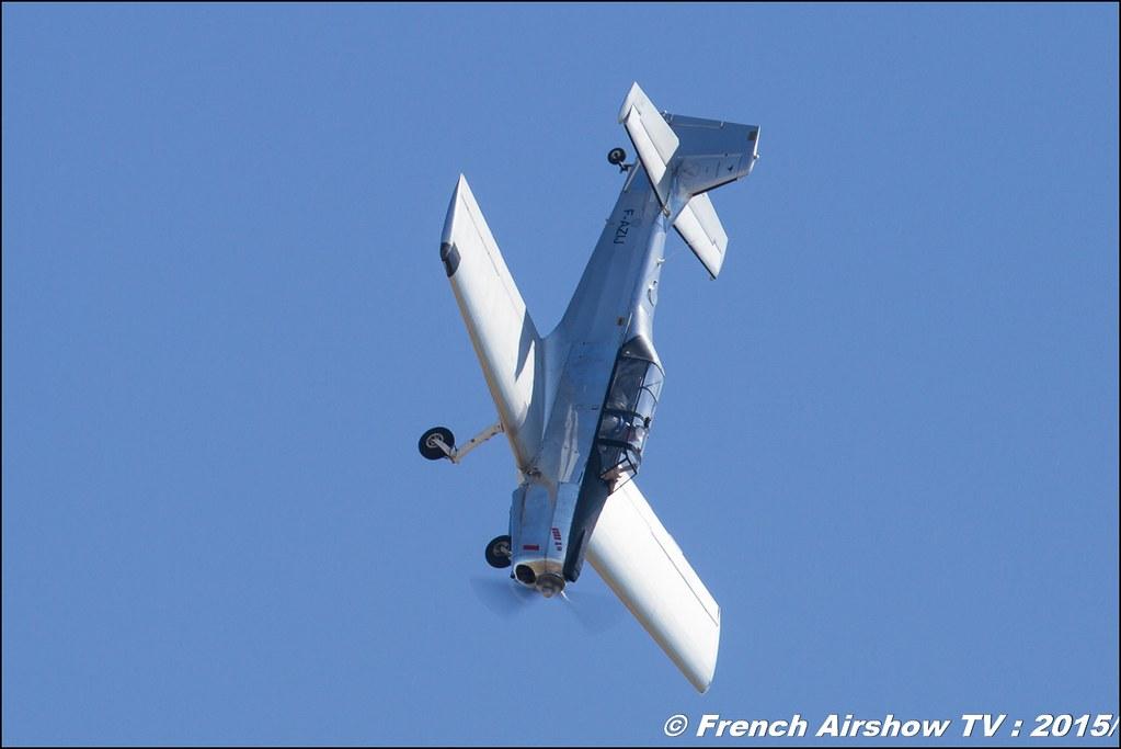 Nord 3202-B Master - F-AZIJ, WAC2015 , 28th FAI World Aerobatic Championships Châteauroux 2015 / Championnats du Monde de Voltige Aerienne 2015 , Meeting Aerien 2015