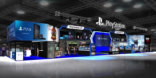 PlayStation at GameStart 2015 – Bigger and Better!