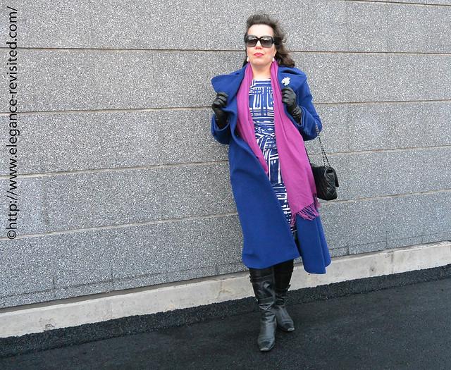 40+ winter coat
