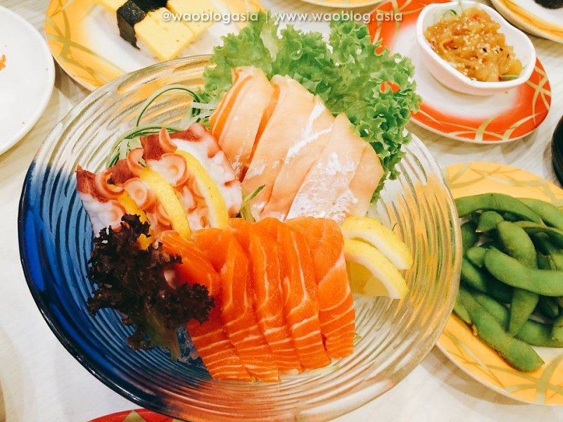 sushi mentai Singapore10waoblogasia food review