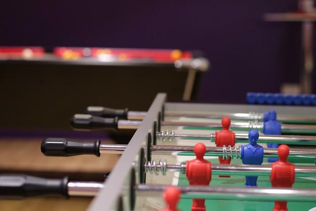 Virgin Money Lounges - Sheffield - Games