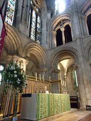 Romney Abbey