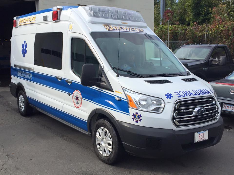 Ford Transit 350 >> Massachusetts ambulance | A 2015 Ford Transit 350 (high roof… | Flickr