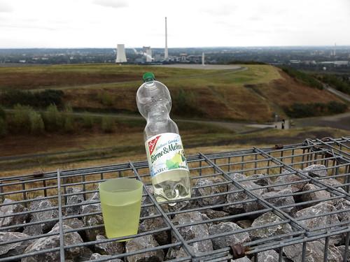 Wellness Getränk Birne & Melisse (bei Rast auf der Halde Hoheward)