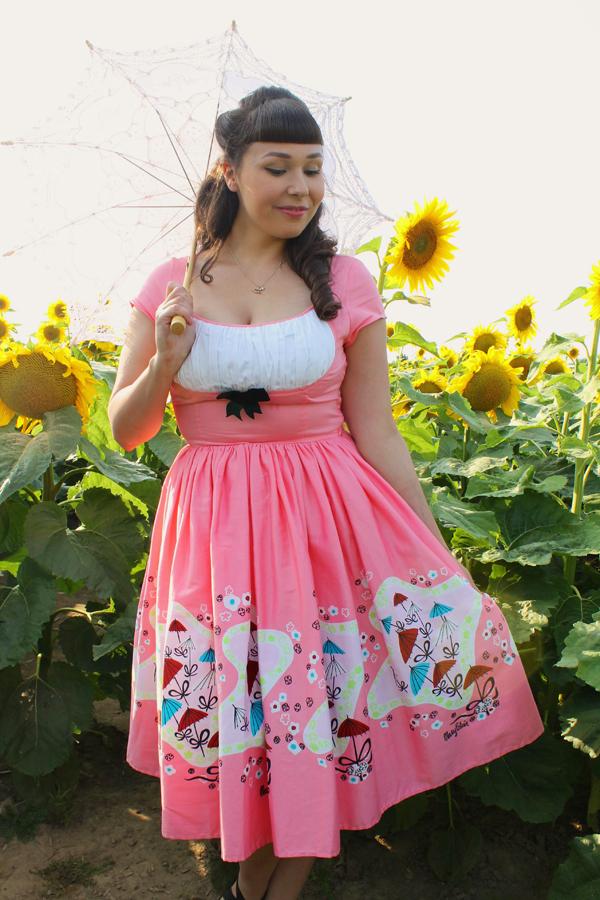 parasol dress