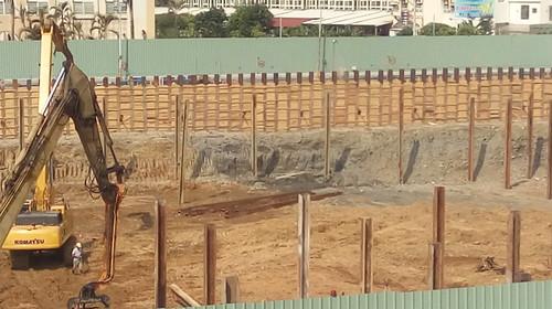 大潤發停車場大魯閣的地基土壤04