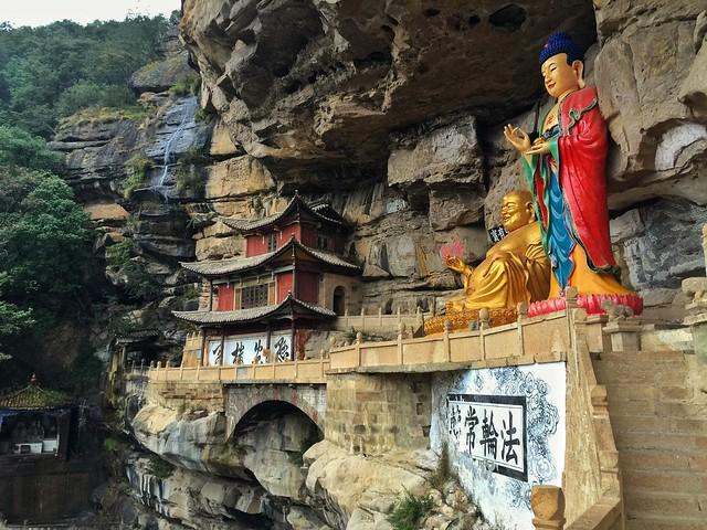 Templo Baoxiang de Yunnan (China)