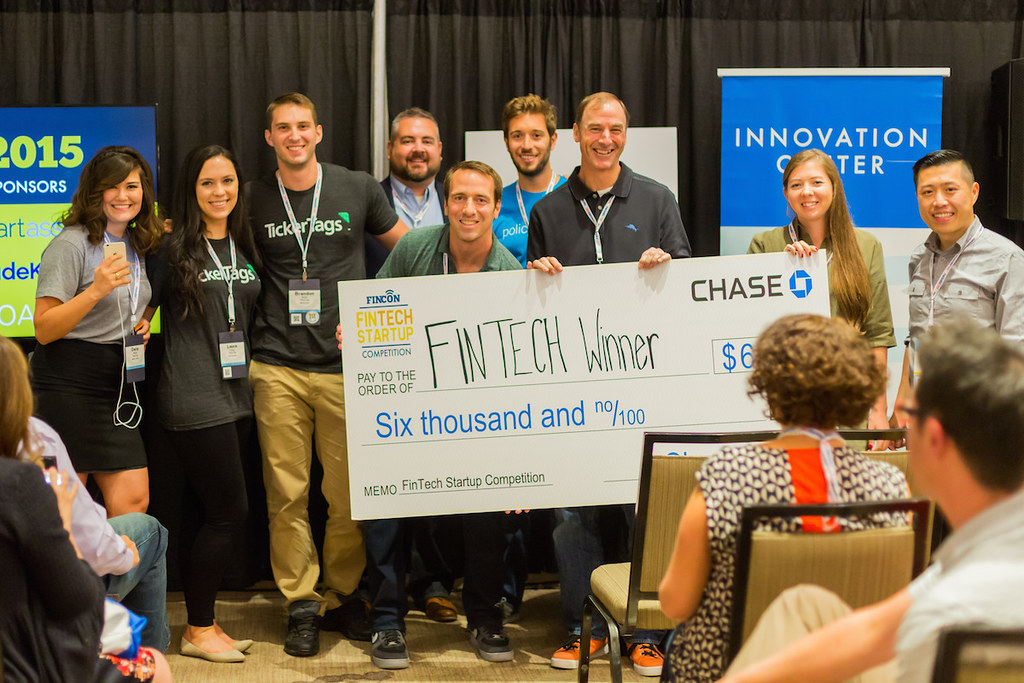 FamZoo Voted Winner FinCon 2015 FinTech Startup Competition, September 29, 2015