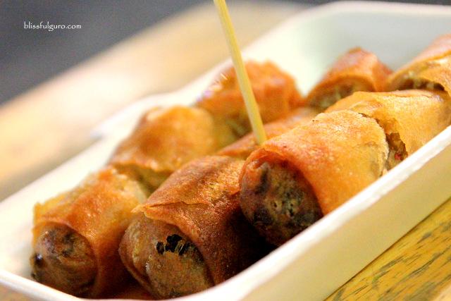 Khao San Road Bangkok Fried Spring Rolls