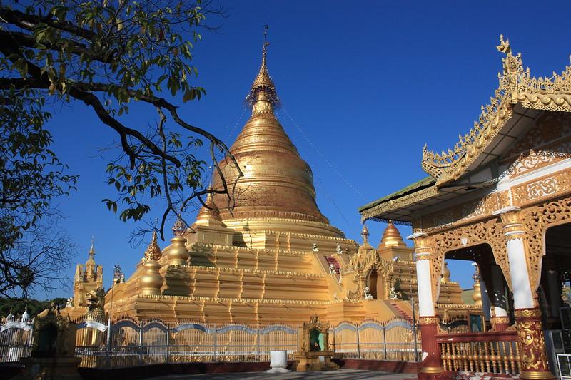Мандалай храмы