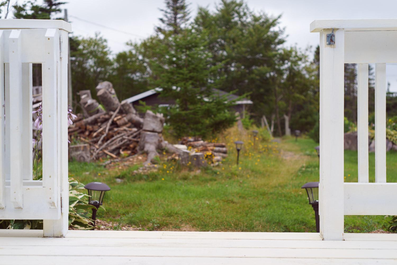 Nick and Nan's cabin