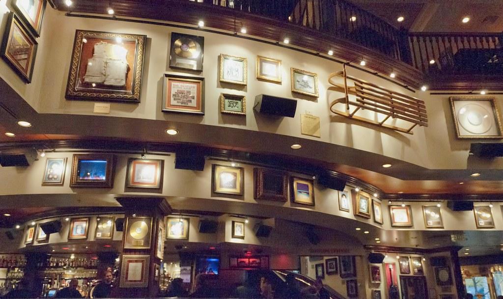 Hard Rock Cafe 16th Street Mall Denver Colorado Ray