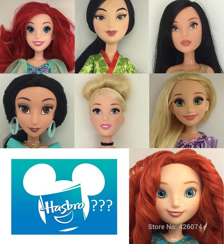 Pincesses Disney par HASBRO 22496215690_0856d40e94_c