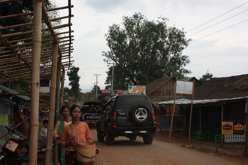 Бирма, Инле