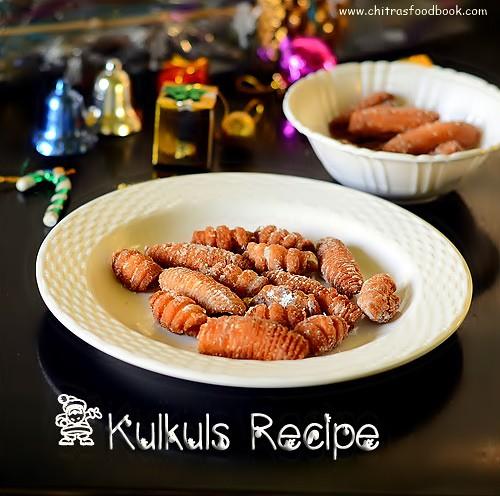 Eggless kulkuls recipe kalkalgul gul goan christmas recipes kulkuls recipe forumfinder Image collections