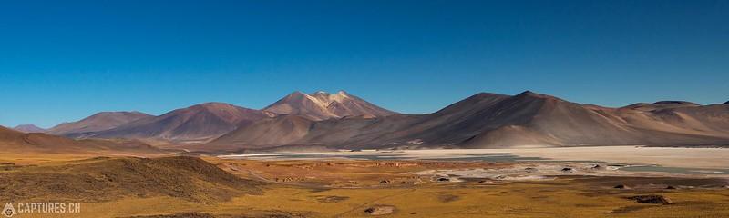 Panorama view - Salar de Talar