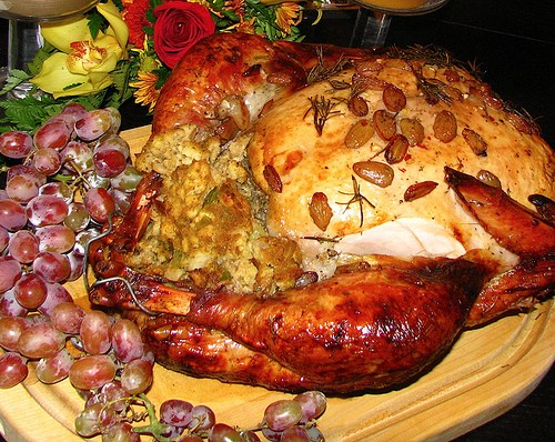 Stuffed Thanksgiving Turkey