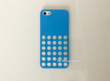 IPhone 5S official shell, iPhone 5S protective shell, iPhone 5S hole cover
