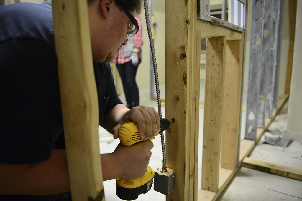 Academic Preparation / Building Trades