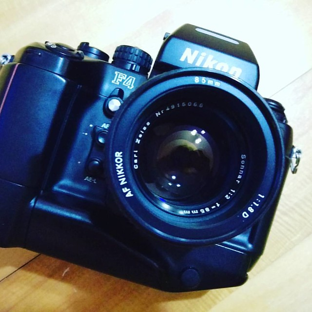 Contarex 85mm F2 AF 菲林試玩